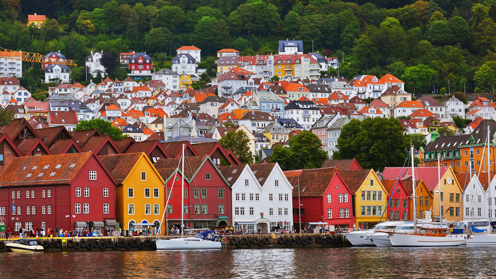 Țările Nordice: Suedia – Norvegia - Danemarca